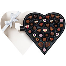 "Buy Hotel Chocolat ""Straight From The Heart"" Chocolate Selection, Assorted, 385g Online at johnlewis.com"