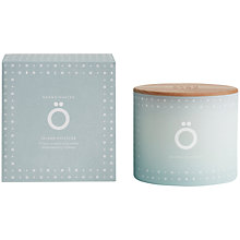 Buy SKANDINAVISK Ö 4 Wick Scented Candle with Lid Online at johnlewis.com