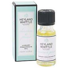 Buy Heyland & Whittle Clementine & Prosecco Oil, 15ml Online at johnlewis.com