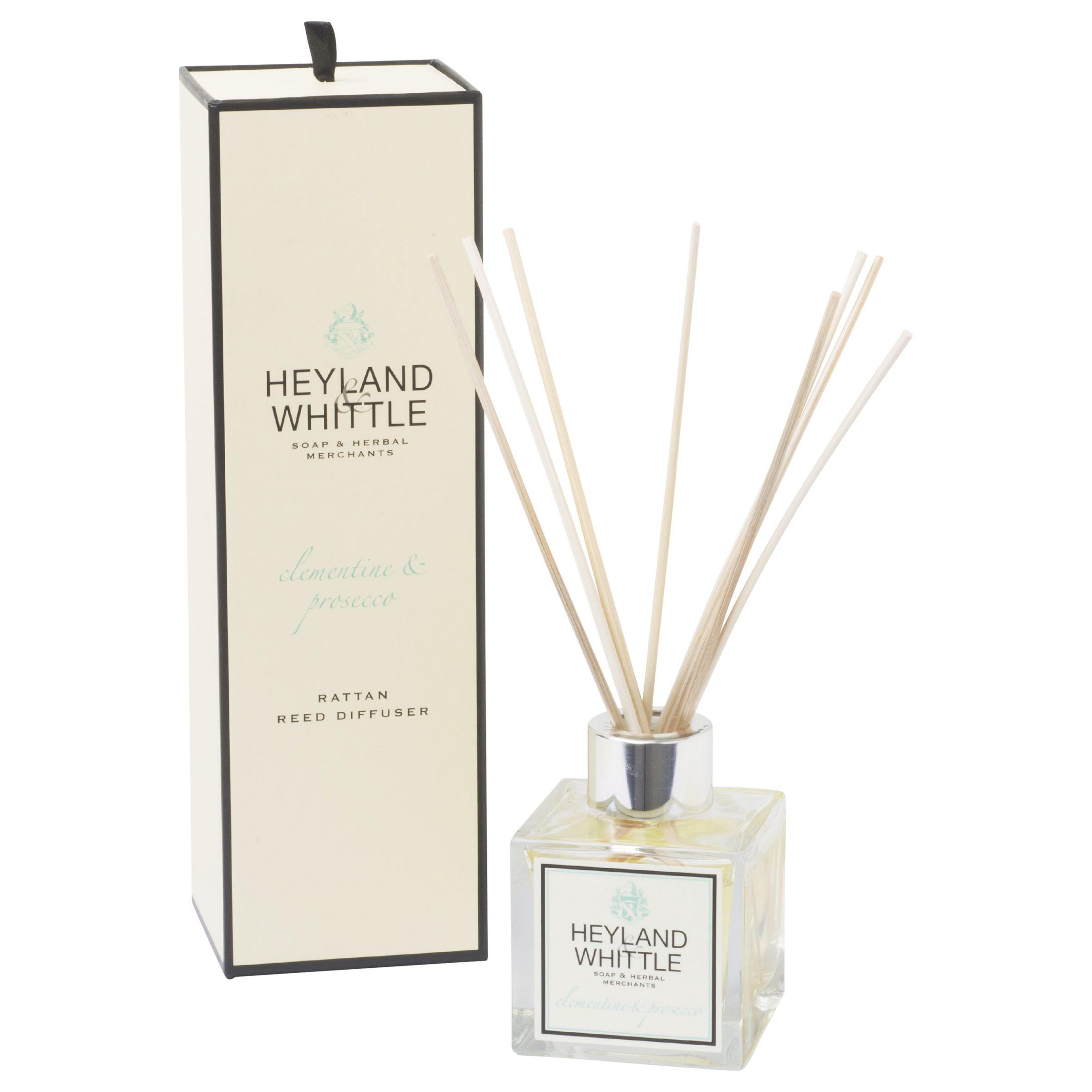 Heyland & Whittle Heyland & Whittle Clementine & Prosecco Diffuser, 100ml