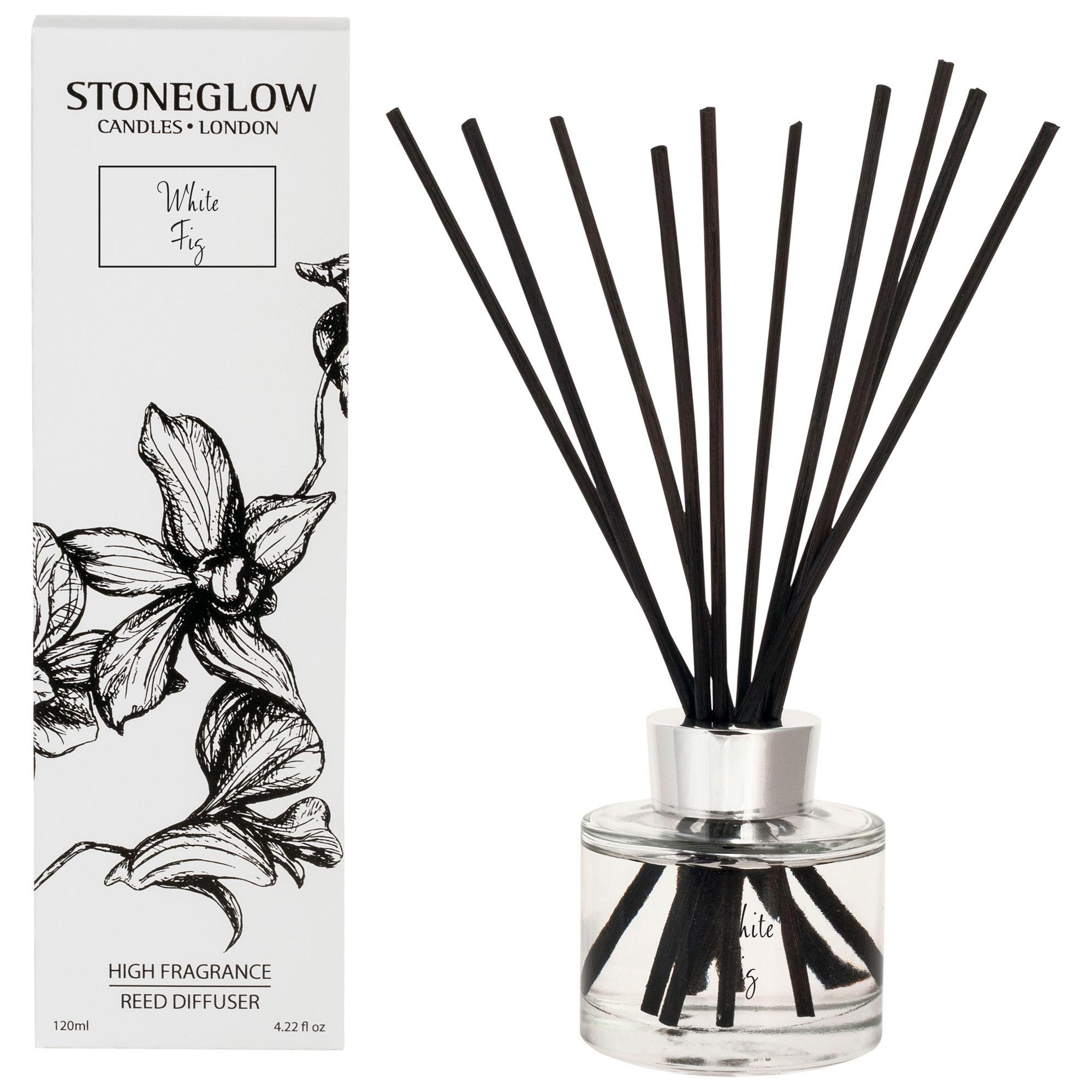 Stoneglow Stoneglow New White Fig Diffuser, 120ml