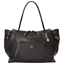 Buy Nica Sophie Large Shoulder Bag, Black Online at johnlewis.com
