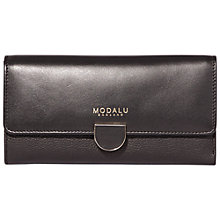 Buy Modalu Marlborough Leather Foldover Wallet Online at johnlewis.com