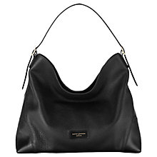 Buy Aspinal of London Leather Hobo Bag Online at johnlewis.com