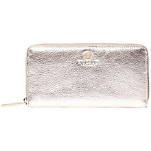 Buy Modalu Pippa Zip Around Leather Wallet Online at johnlewis.com