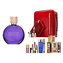 Buy Estée Lauder Sensuous Noir Eau de Parfum, 50ml with The Makeup Artist Collection Online at johnlewis.com