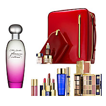 Buy Estée Lauder Pleasures Intense Eau de Parfum, 50ml with The Makeup Artist Collection Online at johnlewis.com