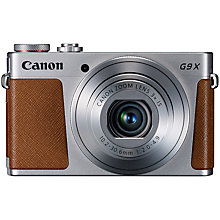 Buy Canon PowerShot G9 X Digital Camera and Adobe Photoshop Elements 15 Online at johnlewis.com