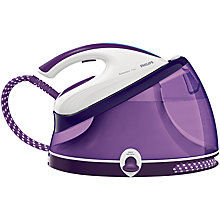 Buy Philips GC8643/30 Perfect Care Steam Generator Iron Online at johnlewis.com