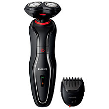 Buy Philips S720/17 2-in-1 Click and Style Shaver Online at johnlewis.com
