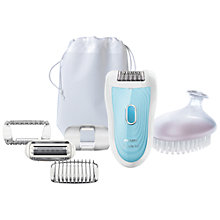 Buy Philips HP6522/02 SatinSoft Epilator Online at johnlewis.com