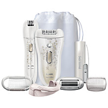 Buy Philips HP6581/03 SatinPerfect Epilator Online at johnlewis.com