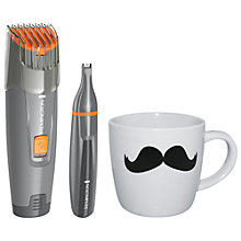 Buy Remington MB4011 Gentlemens Toolkit Hair Grooming Gift Set Online at johnlewis.com