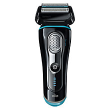 Buy Braun Series 9 9040s Wet & Dry Cordless Shaver Online at johnlewis.com