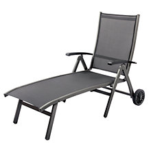 Buy KETTLER Surf Folding Sunlounger Online at johnlewis.com