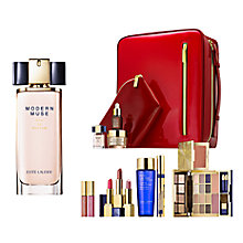 Buy Estée Lauder Modern Muse Eau de Parfum, 100ml with The Makeup Artist Collection Online at johnlewis.com