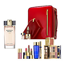 Buy Estée Lauder Modern Muse Chic Eau de Parfum, 50ml with The Makeup Artist Collection Online at johnlewis.com