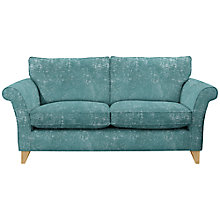 Buy John Lewis Charlotte Large Sofa, Como Duck Egg Online at johnlewis.com