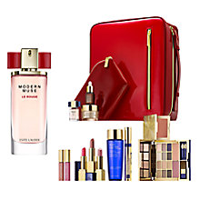 Buy Estée Lauder Modern Muse Le Rouge Eau de Parfum, 100ml with The Makeup Artist Collection Online at johnlewis.com