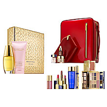 Buy Estée Lauder Beautiful Favourites 30ml Eau de Parfum Fragrance Gift Set with The Makeup Artist Collection Online at johnlewis.com