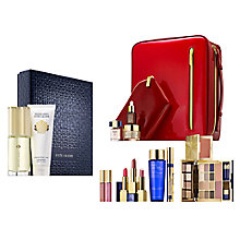 Buy Estée Lauder White Linen Classics Fragrance Gift Set with The Makeup Artist Collection Online at johnlewis.com