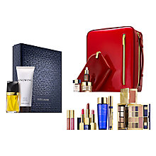 Buy Estée Lauder Essence Of Knowing Fragrance Gift Set with The Makeup Artist Collection Online at johnlewis.com