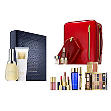Buy Estée Lauder Estée All Over Luxuries Fragrance Gift Set with The Makeup Artist Collection Online at johnlewis.com