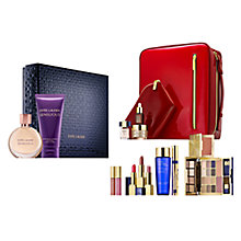 Buy Estée Lauder Sensuous Duo 30ml Eau de Parfum Fragrance Gift Set with The Makeup Artist Collection Online at johnlewis.com