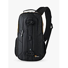 Buy Lowepro Slingshot Edge 250 AW Camera and Tablet Backpack, Black Online at johnlewis.com