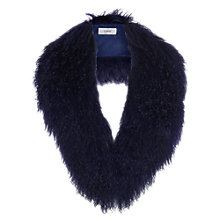 Buy Coast Luxe Fluffy Tippet Online at johnlewis.com