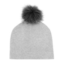 Buy Reiss Flo Cashmere Blend Hat Online at johnlewis.com