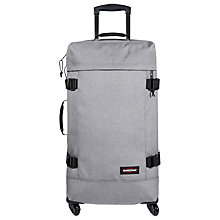 Buy Eastpak Trans4 Large Suitcase, 75cm, Grey Online at johnlewis.com