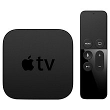 Buy Apple TV, 64GB Online at johnlewis.com