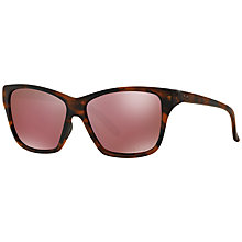 Buy Oakley OO9298 Polarised Square Sunglasses Online at johnlewis.com