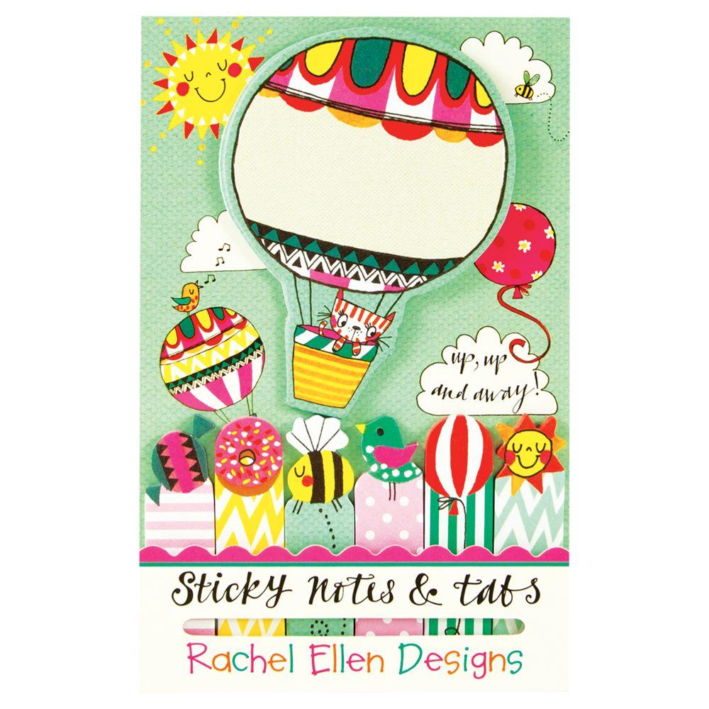 Rachel Ellen Rachel Ellen Up, Up And Away Sticky Notes & Tabs
