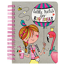 Buy Rachel Ellen Wiro Notebook, Small Online at johnlewis.com