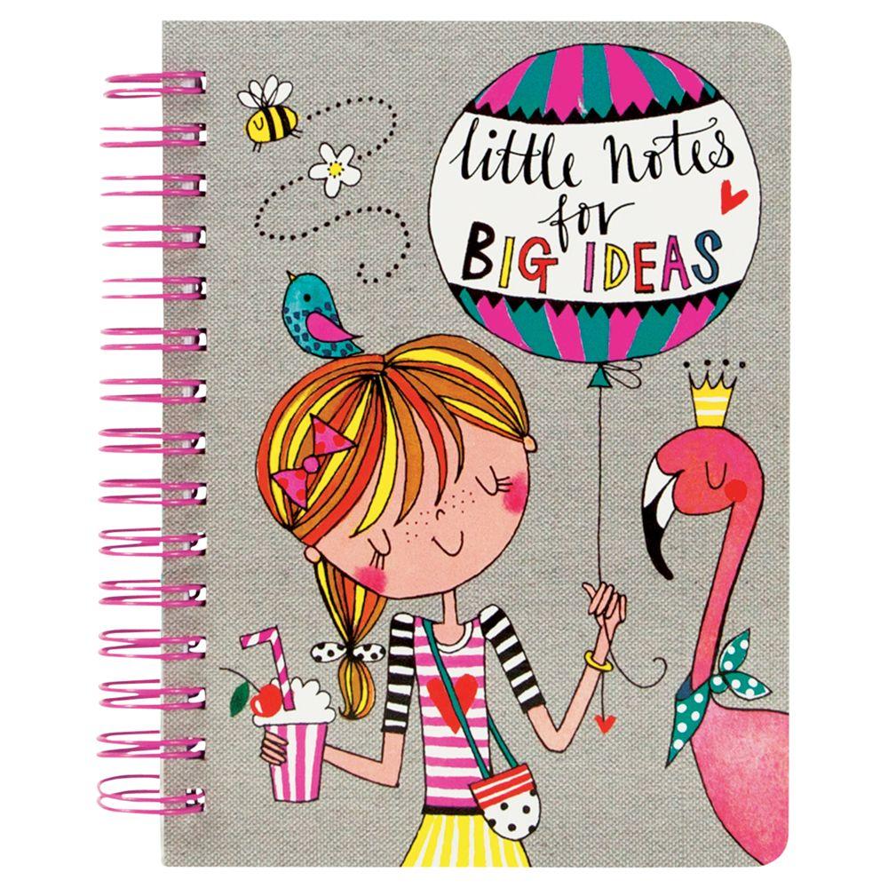 Rachel Ellen Rachel Ellen Wiro Notebook, Small