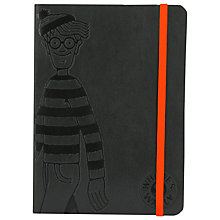 Buy Where's Wally Premium Notebook Online at johnlewis.com