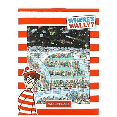 Image of Where's Wally Tablet Case