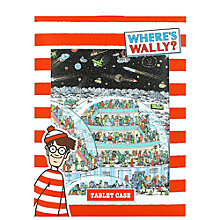 Buy Where's Wally Tablet Case Online at johnlewis.com