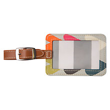 Buy Caroline Gardner Hearts Luggage Tag Online at johnlewis.com