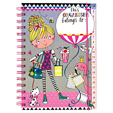 Buy Rachel Ellen My Busy Life Organiser Online at johnlewis.com