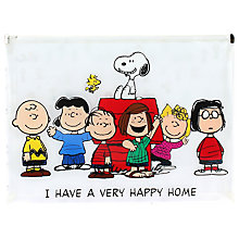 Buy Vintage Peanuts Zip Lock Document Holder Online at johnlewis.com