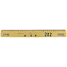 Buy Vintage Peanuts 30cm Ruler Online at johnlewis.com