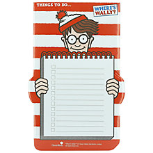 Buy Where's Wally Desk Pad Online at johnlewis.com