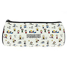 Buy Vintage Peanuts Barrel Pencil Case Online at johnlewis.com
