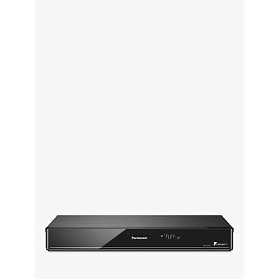 Panasonic DMREX97EB DVD Player with 500GB HDD & Freeview HD Twin Recorder
