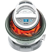 Buy Breville VDF120 Halo Low Fat Fryer Online at johnlewis.com