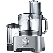 Buy Kenwood FPM900 Multipro Excel Food Processor Online at johnlewis.com