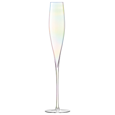 LSA International Celebrate Champagne Flutes, Set of 2